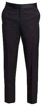 Saks Fifth Avenue Men's COLLECTION Wool Tuxedo Trousers