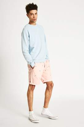 Jack Wills Widmore Embroidered Chino Shorts