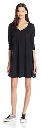 Volcom Juniors Lived in Long Sleeve Dress $39.50 thestylecure.com