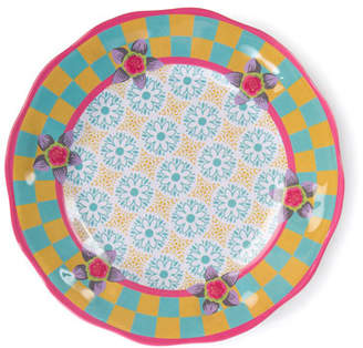 Mackenzie Childs MacKenzie-Childs Florabundance Melamine Salad Plates, Set of 4