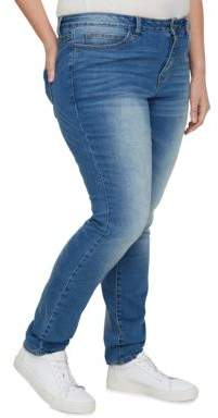 Junarose Plus Plus Normal Waist Denim Jeans