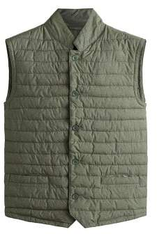 MANGO Quilted lightweight gilet