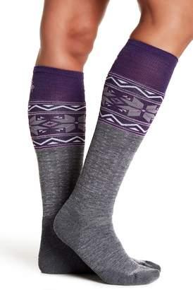Smartwool PhD Slop Medium Knee High Socks