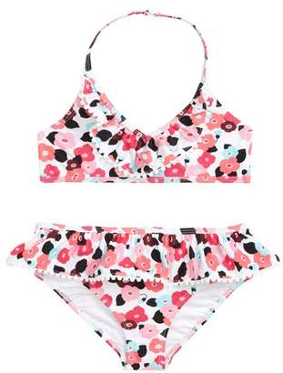 Kate Spade blooming floral two-piece swimsuit