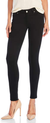 Paige Verdugo Black Overdye Ultra Skinny Jeans