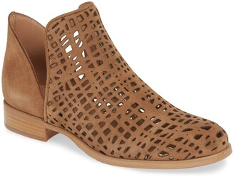 Ron White Pryce Perforated Bootie