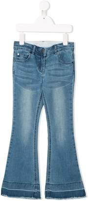 Stella McCartney skinny flare jeans