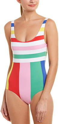 Onia Scoop Back One-Piece
