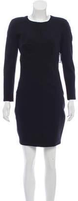 Robert Rodriguez Structured Mini Dress