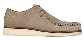 Vince Men's Trent Suede Lace-Up Shoes