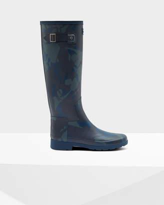 Hunter Women's Slim Fit Disney Print Rain Boots