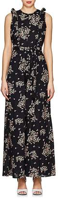 By Ti Mo byTiMo Women's Floral Cotton Wide-Leg Jumpsuit