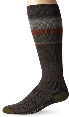 Wigwam Men's Tall Trekker Fusion Ultimax Hiking Sock
