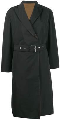 Brunello Cucinelli reversible coat