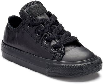 Toddler Converse Chuck Taylor All Star Waxed Canvas Shoes $35 thestylecure.com