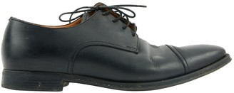 Bally Leather Lace Ups
