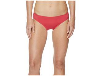 Lauren Ralph Lauren Beach Club Solids Solid Hipster Bottoms Women's Swimwear