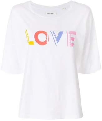 Parker Chinti & love short-sleeved T-shirt