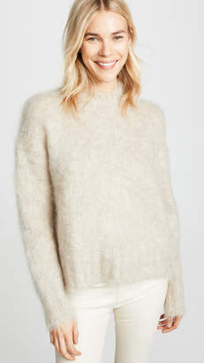 Helmut Lang Brushed Crew Neck Pullover
