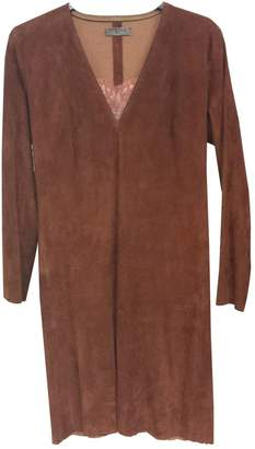 STOULS Suede Dress for Women