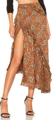 Majorelle Tallulah Skirt