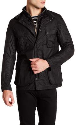 Barbour B.International Gauge Waxed Jacket