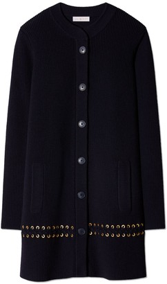 Tory Burch HARLEY SWEATER COAT
