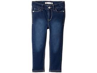 Levi's Kids 710 Back Pocket Jeans (Toddler)