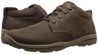 Skechers Relaxed Fit Harper - Melden Men's Lace-up Boots