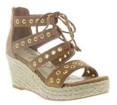 Sam Edelman Elsie Daniell Wedge Sandals