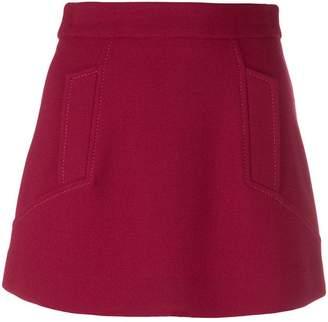 P.A.R.O.S.H. A-line skirt