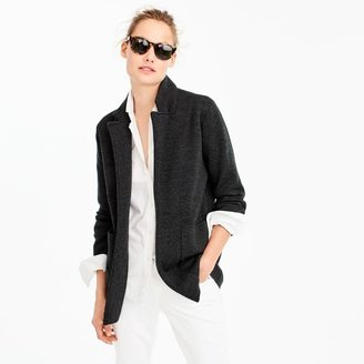 Open-front sweater-blazer $138 thestylecure.com