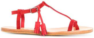 N.D.C. Made By Hand thong sandals