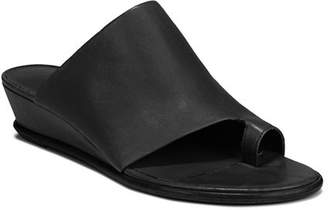 Vince Women's Darla Wedge Slide Sandals