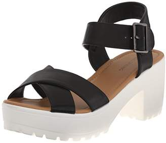 Call It Spring Women's UNIGODIEN Platform Sandal $19.07 thestylecure.com
