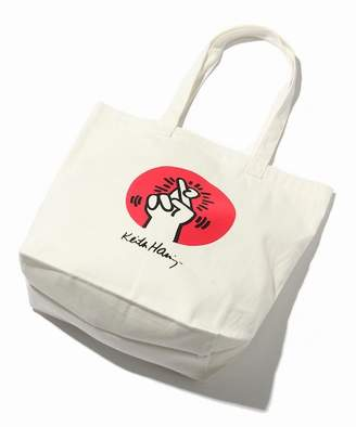 Keith Haring JOINT WORKS tote3