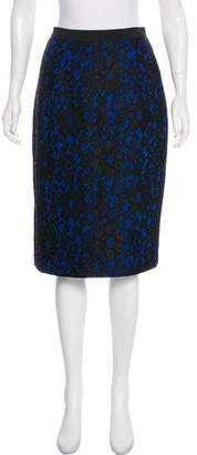 Tracy Reese Knee-Length Pencil Skirt