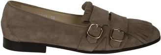 Doucal's Doucals Double Buckle Loafers
