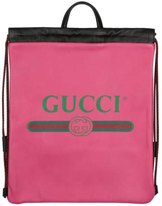 Gucci 1980's Bag Backpack