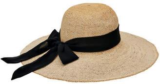 San Diego Hat Company Women's Woven Paper Floppy Hat