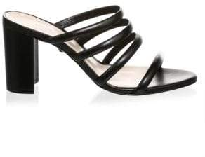 Schutz Felisa Leather Sandals