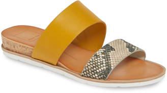 Dolce Vita Vala Wedge Slide Sandal