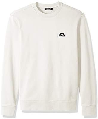J. Lindeberg Men's Small Bridge Logo Sweatshirt