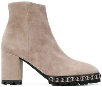 Kennel + Schmenger Kennel&Schmenger round studs ankle boots