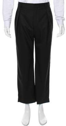 Givenchy Cropped Wool Pants