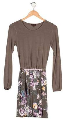 Imoga Girls' Floral Print Dress w/ Tags