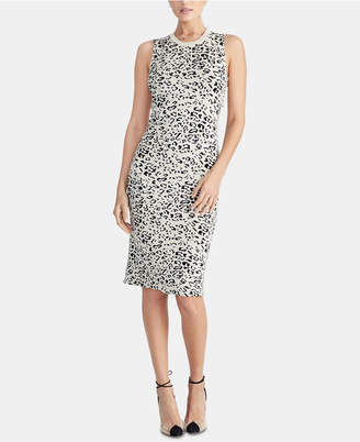 f751257f2fa7 Rachel Roy Cutout Back Sweater Dress