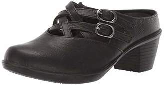 Easy Street Shoes Women's Marris Mule with Buckled Straps