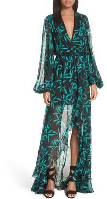 Caroline Constas Olivia Silk Gown