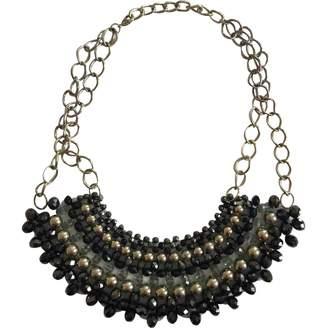 Non Signé / Unsigned Non Signe / Unsigned Black Pearls Necklaces